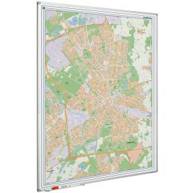 Whiteboard landkaart - Eindhoven