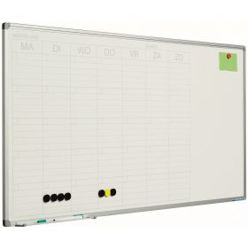 weekplanner 60x120 cm
