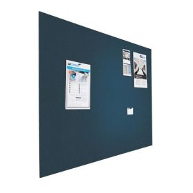 Prikbord bulletin - Zwevend - 120x180 cm - Blauw 1