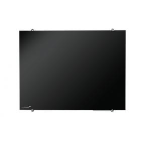 Glassboard 90x120 cm - zwart