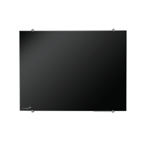 Glassboard 100x150 cm - zwart