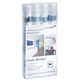 legamaster chalk markers wit