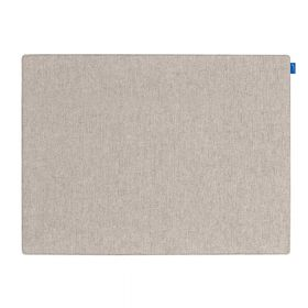 BOARD-UP frameloos akoestisch wandpaneel - 50x75 cm - zacht beige