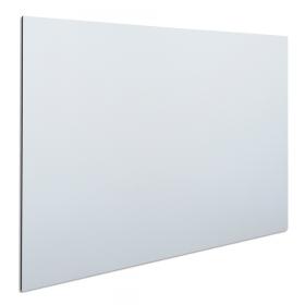 frameloos projectie whiteboard 135x216 cm