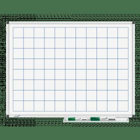 raster whiteboard 45 x 60 cm