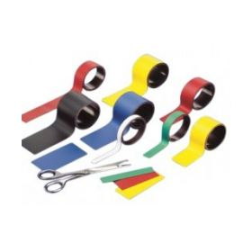 Magneetband rood - 2 rollen - 4 x 100 cm