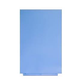 Skin whiteboard blauw