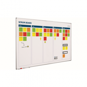 Scrum-board