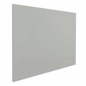 frameloos whiteboard grijs 120x180 cm