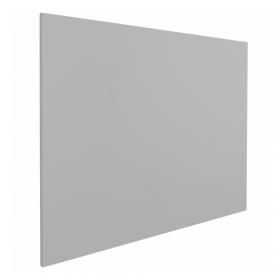 frameloos whiteboard grijs 100x100 cm