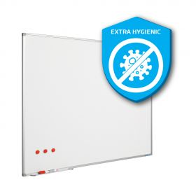 Whiteboard 120x200 cm - Magnetisch / Extra hygiënisch emaille