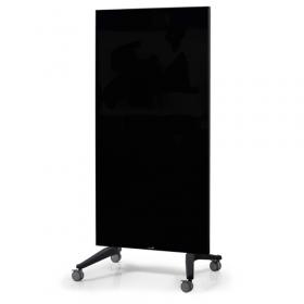 mobile glassboard black