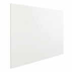 Whiteboard zonder rand - 80x110 cm