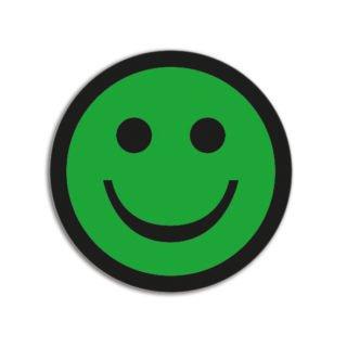Smiley groen